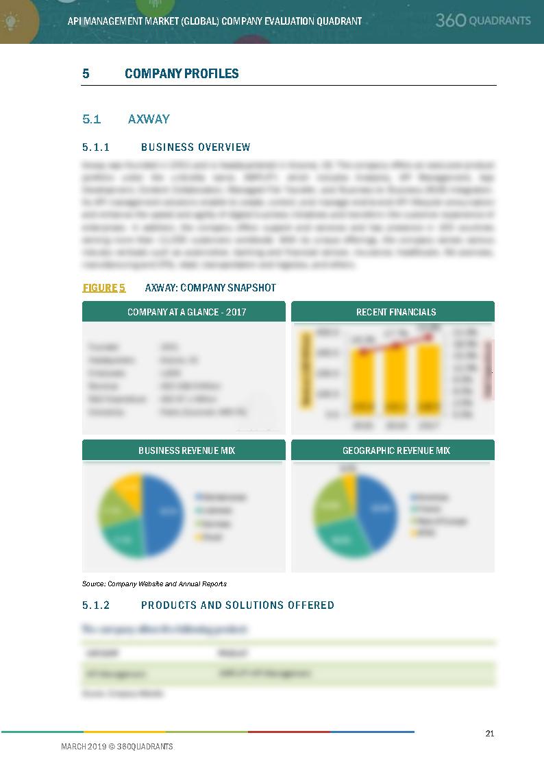 API Management Software Companies