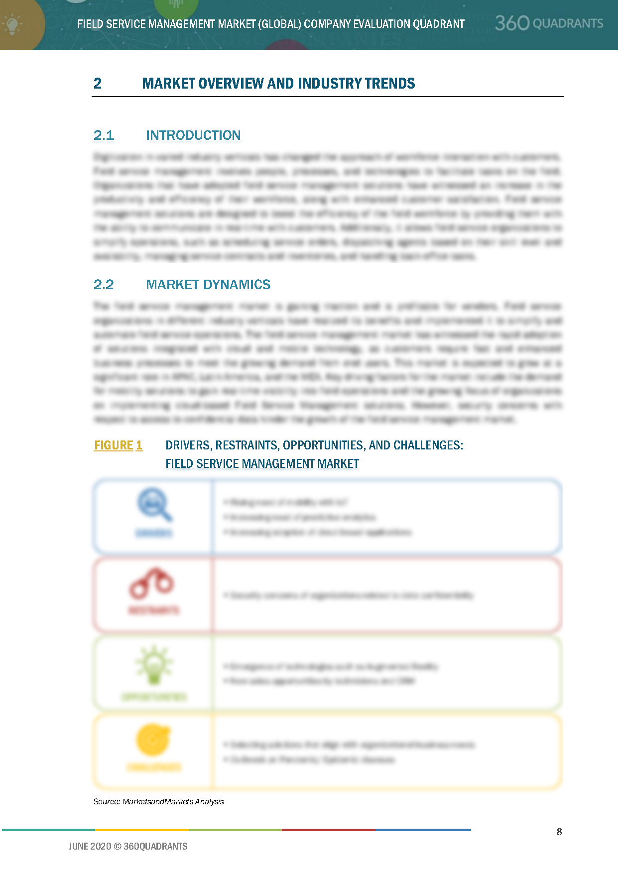 Field Service Management Trends
